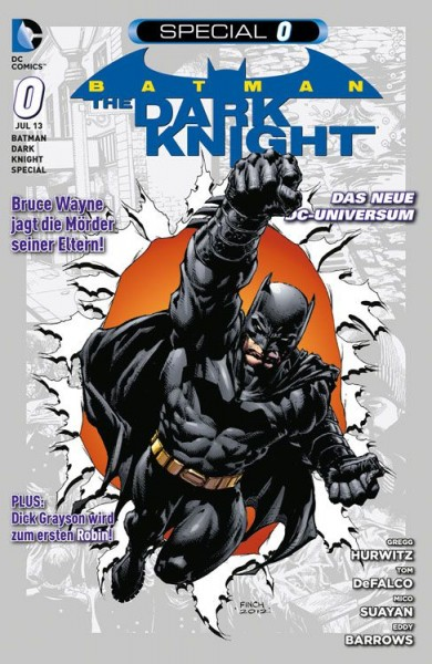 Batman: The Dark Knight Special 0