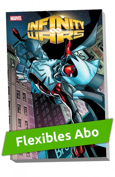 Flexibles Abo - Marvel Megaband