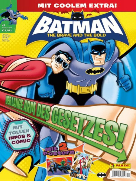 Batman: The Brave and the Bold 7