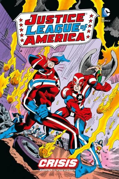 Justice League of America: Crisis 7