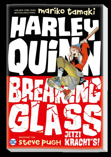 Harley Quinn - Breaking Glass - Jetzt kracht's!