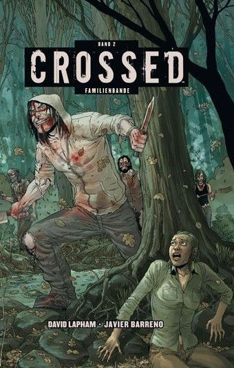 Crossed 2: Familienbande - Comic Action 2012
