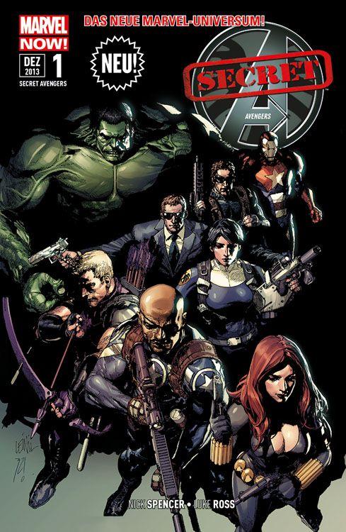 Secret Avengers 1