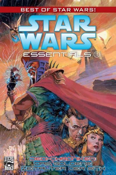 Star Wars Essentials 11: Die Jedi-Chroniken - Das goldene Zeitalter der Sith