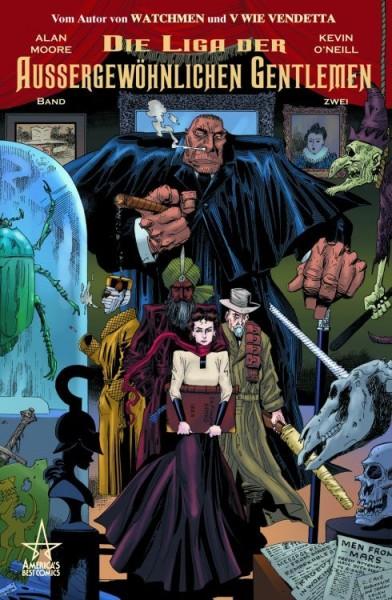 Die Liga der außergewöhnlichen Gentlemen 2: Krieg der Welten