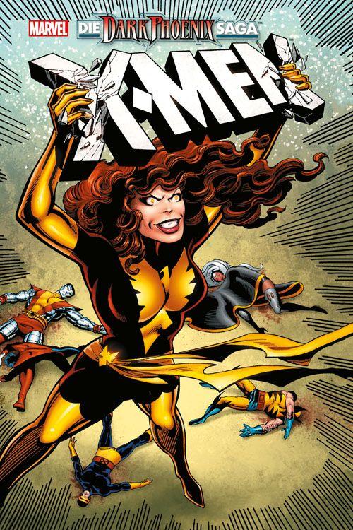 X-Men: Die Dark Phoenix Saga Hardcover