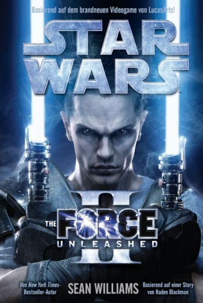Star Wars: The Force Unleashed II - Roman zum Game