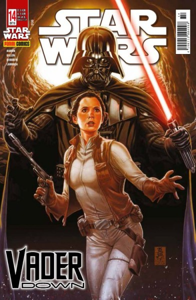Star Wars 14: Vader Down 2 - Kiosk-Ausgabe