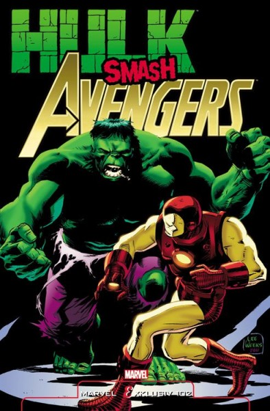 Marvel Exklusiv 102 - Hulk Smash Avengers