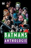 Batmans größte Gegner Anthologie: Die gefährlichsten Schurken von Gotham Cover