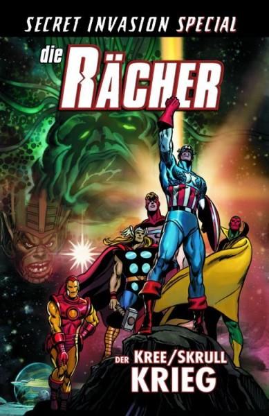 Marvel - Die Rächer - Der Kree/Skrull-Krieg