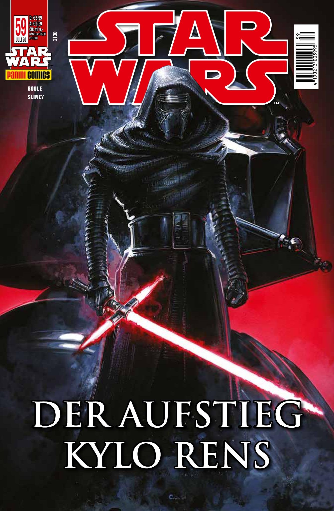 Star Wars 59 - Der Aufstieg Kylo Rens...