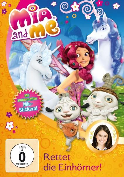 Mia and Me: Staffel 1: Vol. 12: Rettet die Einhörner
