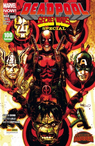 Deadpool Special 8