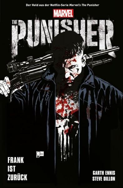Punisher - Frank ist zurück Netflix-Variant