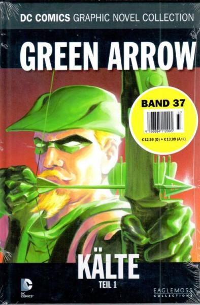 Eaglemoss DC-Collection 37: Green Arrow - Kälte 1