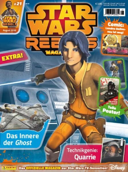 Star Wars: Rebels - Magazin 21