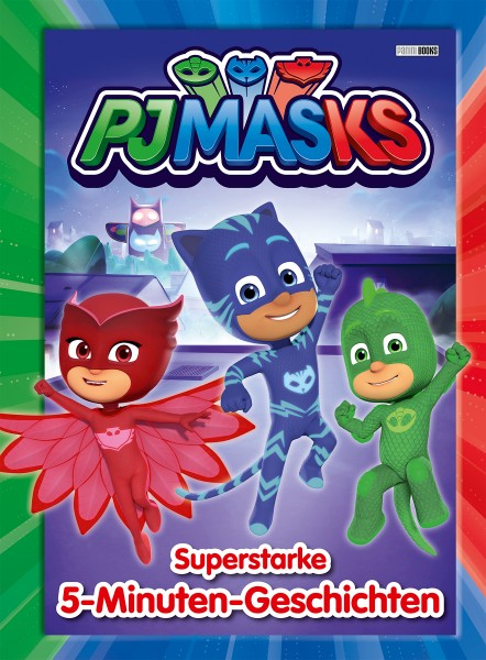 Pj Masks - Superstarke 5-Minuten-Geschichten
