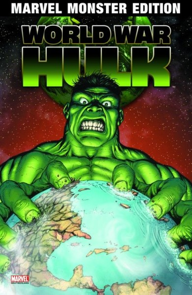 Marvel Monster Edition 26: World War Hulk 1
