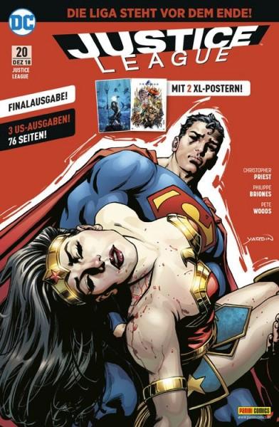 Justice League 20 (2017)