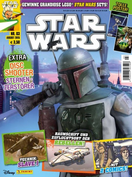 Star Wars - Magazin 3