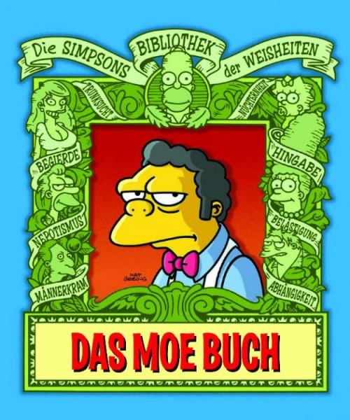 Die Simpsons: Bibliothek der Weisheiten - Das Moe Buch