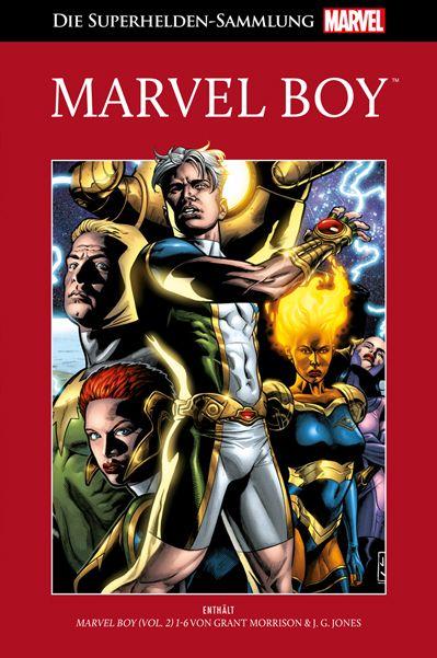 Marvel Superhelden übersicht