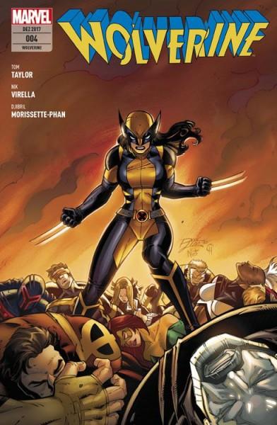 Wolverine 4: Der Tag der Abrechnung