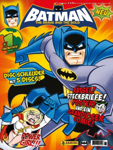 Batman: The Brave and the Bold 1