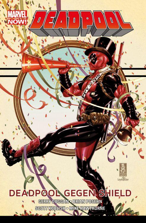 Marvel Now!: Deadpool 4