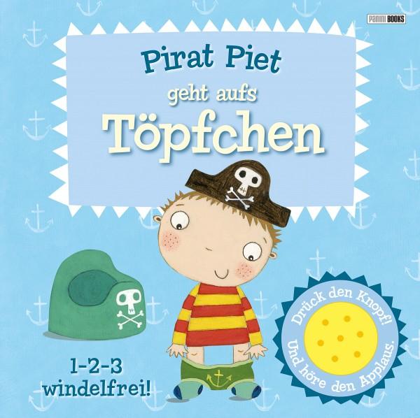 Pirat Piet geht aufs Töpfchen - Buch