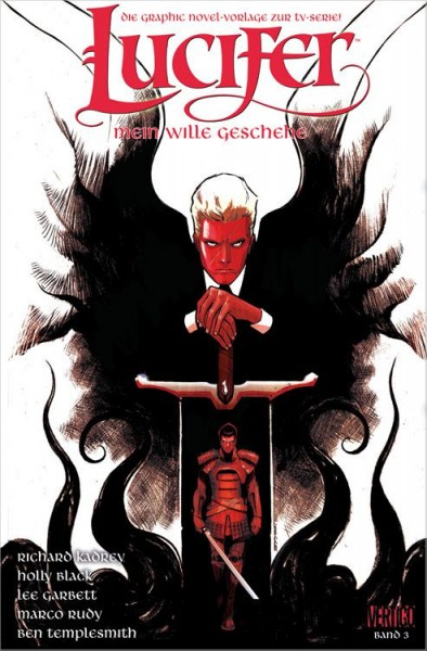 Lucifer - Mein Wille geschehe 3 Cover