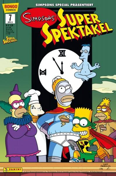 Simpsons: Super Spektakel 7