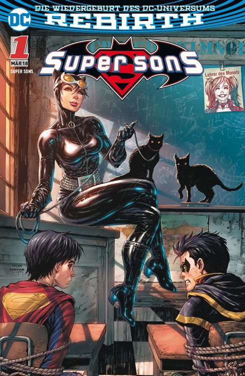 Super Sons 1: Familienzoff Variant