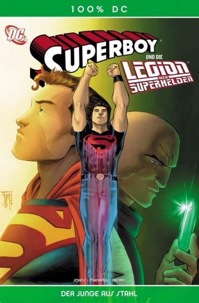 100% DC 28: Superboy und die Legion der Superhelden