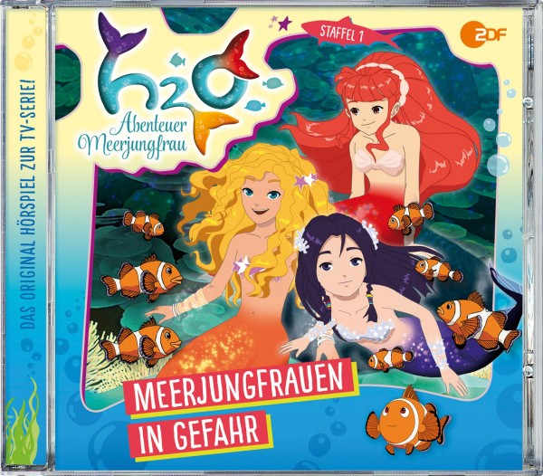 H2O - Staffel 1, Vol. 2: Meerjungfrauen in Gefahr