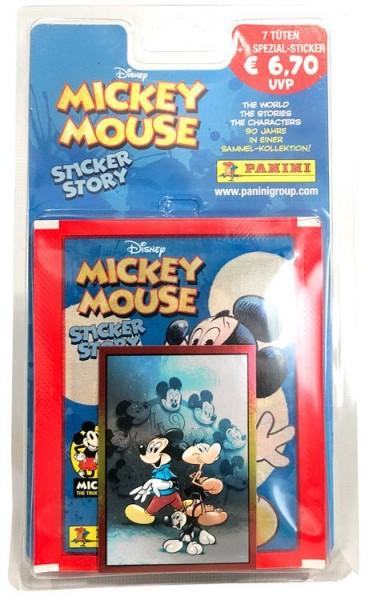 90 Jahre Micky Maus Sammelkollektion - Blister mit 7 Tüten