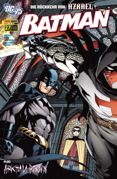 Batman Sonderband 27: Azrael