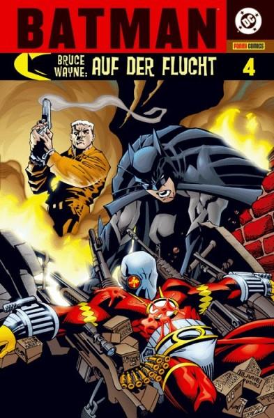 Batman: Bruce Wayne - Auf der Flucht 4