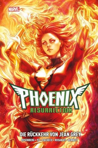 Phoenix Resurrection: Die Rückkehr von Jean Grey Hardcover