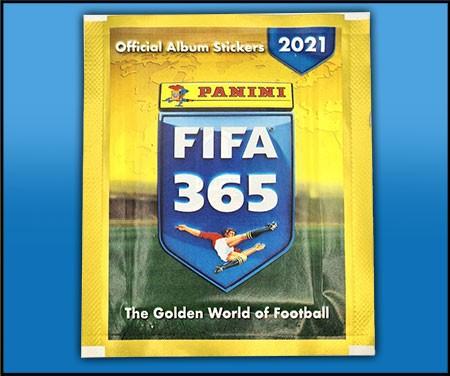 Die Panini FIFA 365™ Stickerkollektion 2021