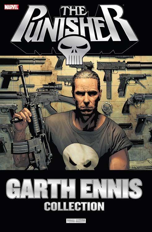 The Punisher: Garth Ennis Collection 5