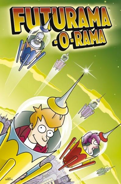 Futurama - Comics Sonderband 1: Futurama-O-Rama