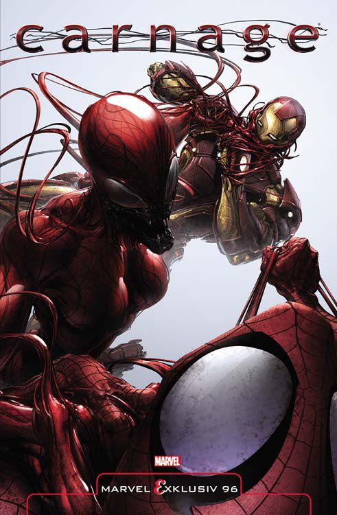 Marvel Exklusiv 96: Carnage -...