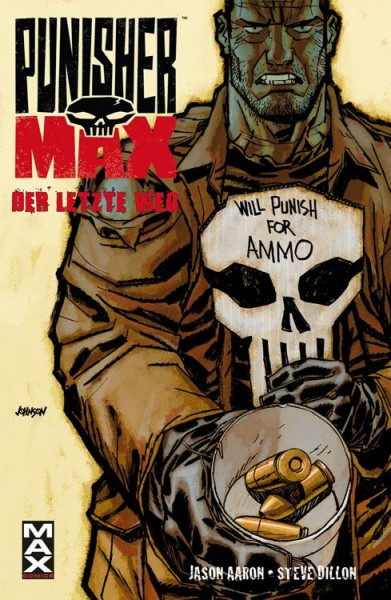 Marvel Maximum 49: Punisher Max - Der letzte Weg