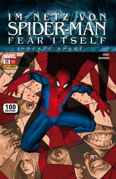 Im Netz von Spider-Man 35