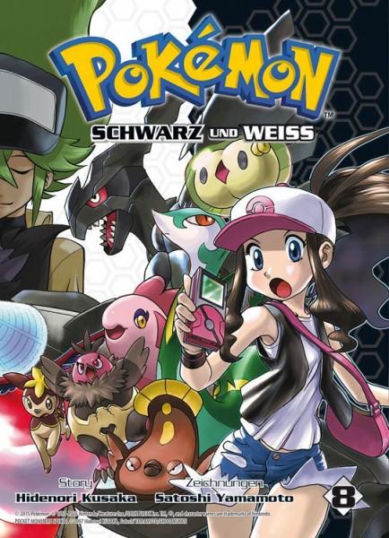 Pokémon - Schwarz und Weiss 8