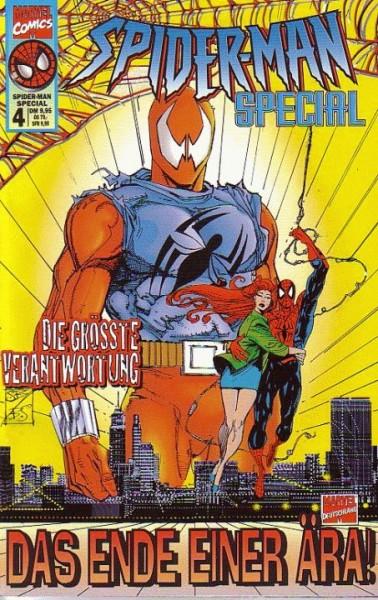 Spider-Man Special 4 - Das Ende einer Ära!