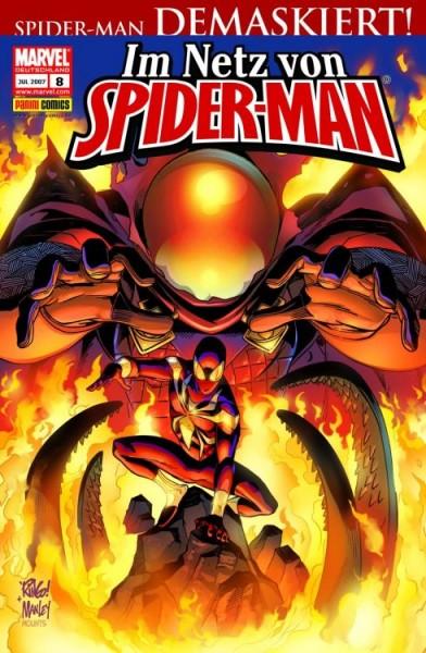 Im Netz von Spider-Man 8