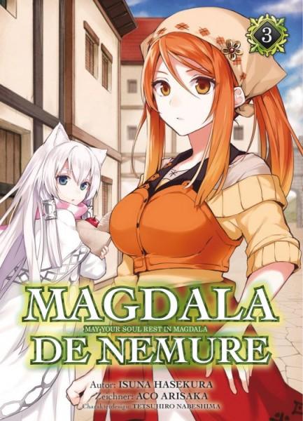 Magdala De Nemure - May Your Soul Rest in Magdala 3